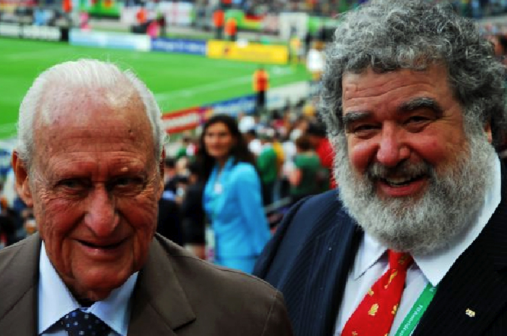 17 chuck blazer and havelange(full size) Accusations Ramp Up Against FIFAs Chuck Blazer