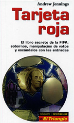 Image of the book cover for the Spanish edition of Foul