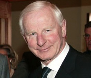 Photo of EOC president Pat Hickey