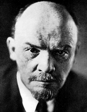 Photo of Vladimir Ilyich Lenin